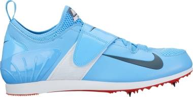 Nike Zoom Pole Vault II - Blue (317404446)