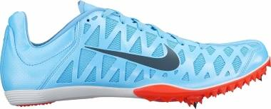 Nike Zoom Maxcat 4 - Blau Football Blue Blue Fox Bright Crimson 446 (549150446)