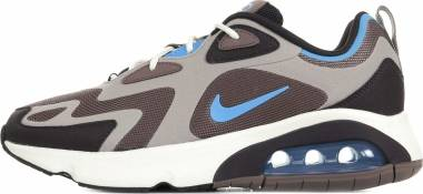 Nike Air Max 200 - Brown (AQ2568200)