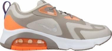 Nike Air Max 200 - Sepia Stone Reflect Silver Desert Sand