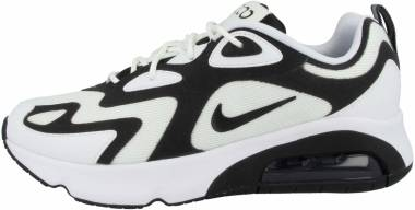 Nike Air Max 200 - White Black Anthracite