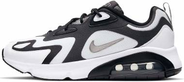 Nike Air Max 200 - White/Dark Smoke Grey/Black/Me (CT1262100)