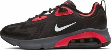 Nike Air Max 200 - Black White University Red Dark Grey (CI3865002)