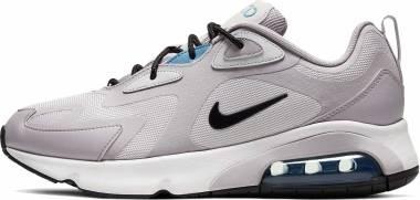 Nike Air Max 200 - Silver Lilac/Vast Grey-white-cerulean (CI3865003)