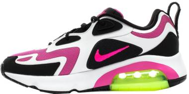 Nike Air Max 200 - Black/Hyper Pink (CU4745001)