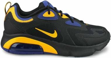 Nike Air Max 200 - Black University Gold 004