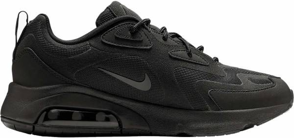 Nike Air Max. Hard to Find Running Shoe. Black,University