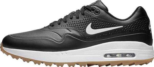 Nike Air Max 1 G - Black White Gum Light Brown 001