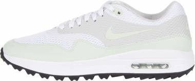 Nike Air Max 1 G - White/Neutral Grey/Black/Jade Aura (CI7576111)