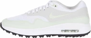 Nike Air Max 1 G - White/Neutral Grey/Black/Jade Aura