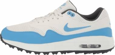 Nike Air Max 1 G - Summit White/Anthracite/Pure Platinum/University Blue (CI7576101)