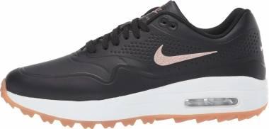 Nike Air Max 1 G - Black/Red Bronze/Brown