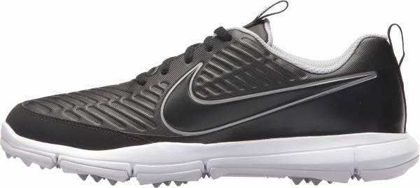 Nike Explorer 2 - Black/Black/Metallic Cool Gray/Wolf Gray