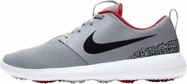 Nike Roshe G - Gris Gris Rojo 006 (AA1837006)