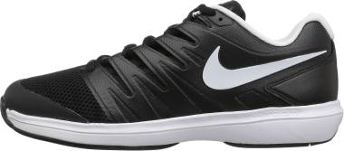 NikeCourt Air Zoom Prestige - Black/White