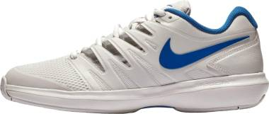 NikeCourt Air Zoom Prestige - Vast Grey Indigo Force Indigo Force