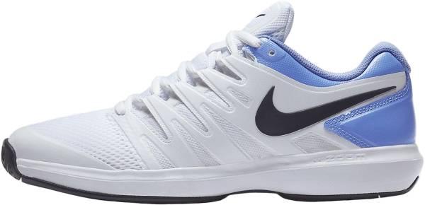 NikeCourt Air Zoom Prestige - White/Obsidian-royal Pulse (AA8020102)