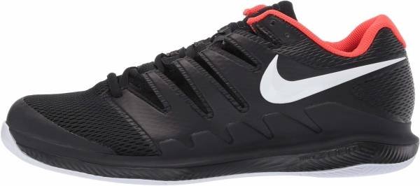 NikeCourt Air Zoom Vapor X - Black