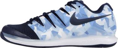 NikeCourt Air Zoom Vapor X - Blue (AA8030406)