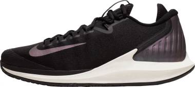 NikeCourt Air Zoom Zero - Black/Multi-color-phantom-psychic Purple (AA8018004)