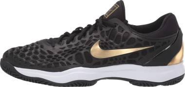 NikeCourt Zoom Cage 3 - Black