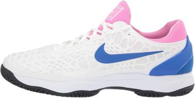 NikeCourt Zoom Cage 3 - White