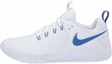 Nike Zoom HyperAce 2 - White Game Royal