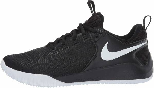 nike volleyball shoes black