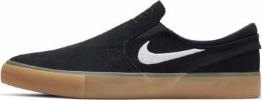 Nike SB Zoom Janoski Slip RM - Black (AT8899001)