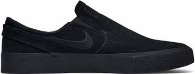 Nike SB Zoom Janoski Slip RM - Black (AT8899004)