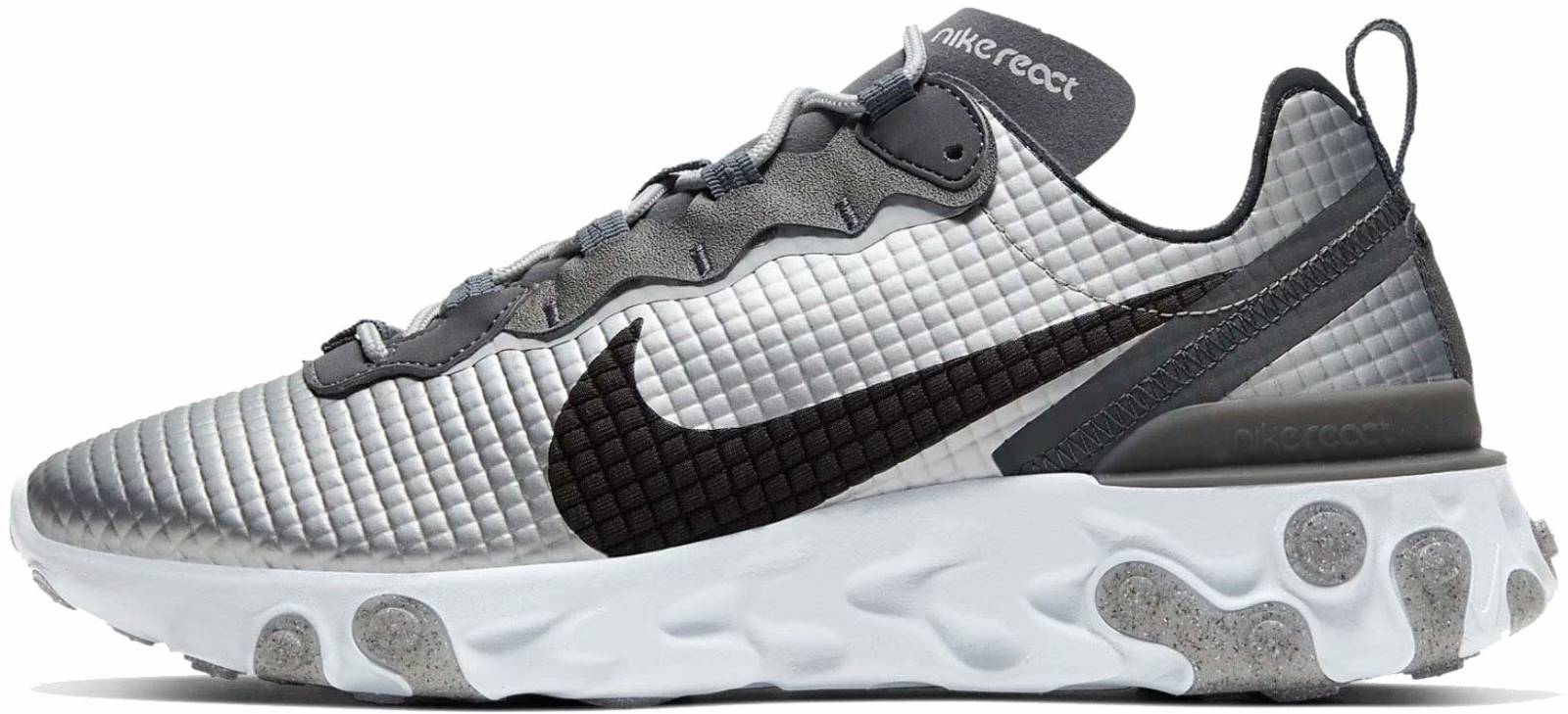 pulgar Contento Desconexión  Only $67 + Review of Nike React Element 55 Premium | RunRepeat