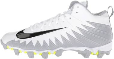 Nike Alpha Menace Shark - White/Black/Metallic Silver/Wolf Grey (878122104)