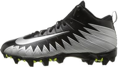 Nike Alpha Menace Shark - Black/Metallic Silver (899372001)