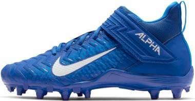 Nike Alpha Menace Varsity 2 - Game Royal/White-photo Blue (AQ8154400)