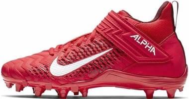 Nike Alpha Menace Varsity 2 - University Red/White-team Red