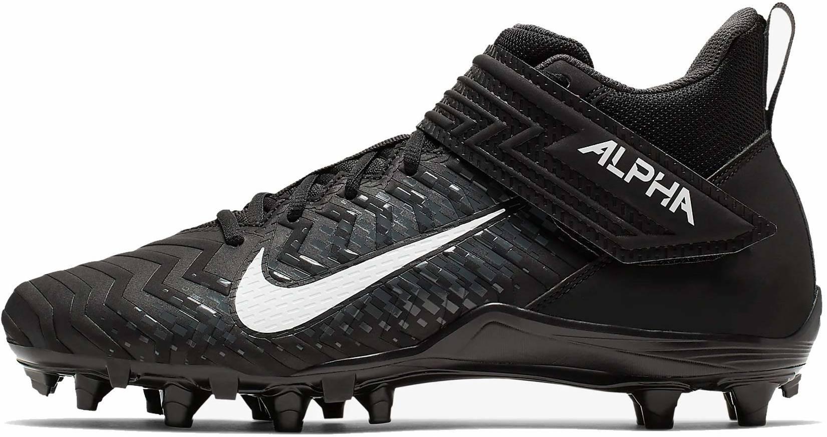 Save 50% on Nike Alpha Football Cleats