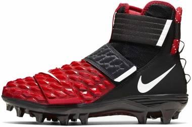 Nike Force Savage Elite 2 - Black University Red White (AH3999003)
