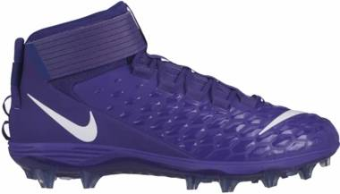 Nike Force Savage Pro 2 - Court Purple/White-regency Purple (AH4000500)