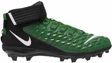Nike Force Savage Pro 2 - Pine Green/White-black (AH4000301)