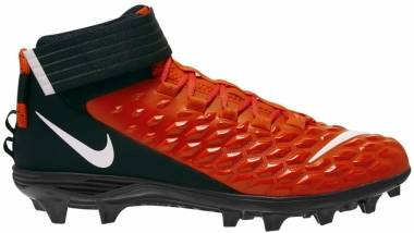 Nike Force Savage Pro 2 - Team Orange/White-black (AH4000801)