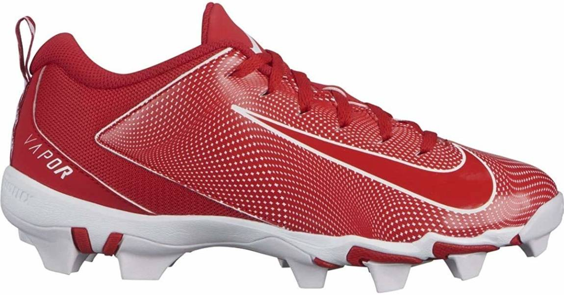 red nike untouchable cleats