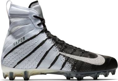 Nike Vapor Untouchable 3 Elite - White / Black / Metallic Silver (AH7408102)