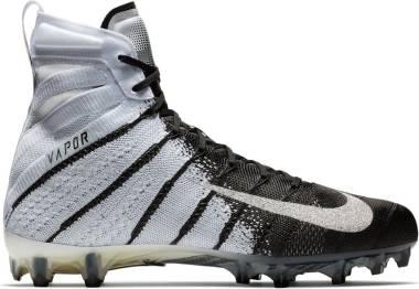 Nike Vapor Untouchable 3 Elite - Weiß Schwarz Metallic Silber