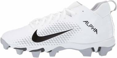 Nike Alpha Menace 2 Shark - White/Black/Wolf Grey