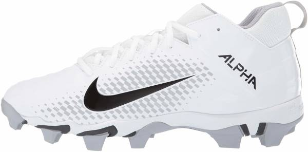 Nike Alpha Menace 2 Shark - White/Black/Wolf Grey