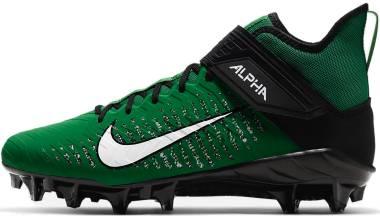 Nike Alpha Menace Pro 2 Mid - Pine Green-black (AQ3209301)