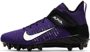 Nike Alpha Menace Pro 2 Mid - Court Purple/White-black (AQ3209501)