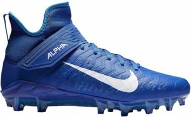 Nike Alpha Menace Pro 2 Mid - Game Royal/White-photo Blue-blue Void (AQ3209400)