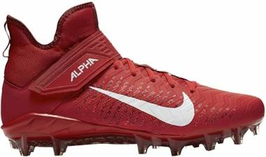 Nike Alpha Menace Pro 2 Mid - University Red/White-team Red (AQ3209600)