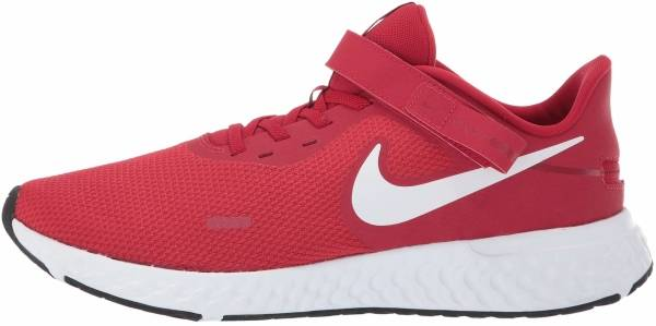Nike Revolution 5 FlyEase - Red